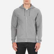 PS by Paul Smith Men's Hooded Zip Through Hoody - Grey