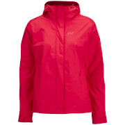 Jack Wolfskin Women's Crush 'N' Ice 3-in-1 Jacket - Hibiscus Red