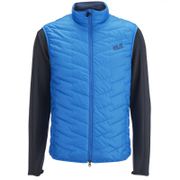 Jack Wolfskin Men's Icy Trail 3-in-1 Softshell Jacket - Brilliant Blue