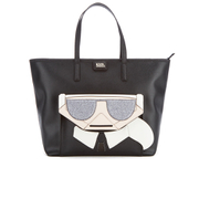 Karl Lagerfeld Women's K/Kocktail Karl Shopper Bag - Black