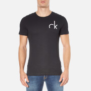 Calvin Klein Men's Type Crew Neck T-Shirt - CK Black