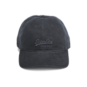 Superdry Men's Orange Label Solo Cap - Dark Navy