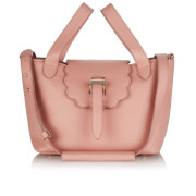 meli melo Women's Thela Mini Scalloped Tote Bag - Orchid