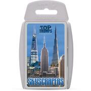 Classic Top Trumps - Skyscrapers