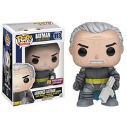 Batman: The Dark Knight Returns Unmasked Armored Batman Funko Pop! Figuur - Previews Exclusive