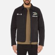 Maharishi Men's Heiwa Zoku Tour Jacket - Black