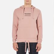 Maharishi Men's Miltype Hooded Sweatshirt - Pink Panther