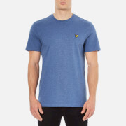 Lyle & Scott Men's Crew Neck T-Shirt - Indigo Marl