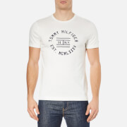 Tommy Hilfiger Men's Finn Printed T-Shirt - Snow White