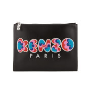 KENZO Women's Occasions A4 Pouch - Black