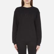 McQ Alexander McQueen Women's Classic Tonal Sweatshirt - Darkest Black