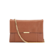Ted Baker Women's Parson Small Flap Crossbody Bag - Brown