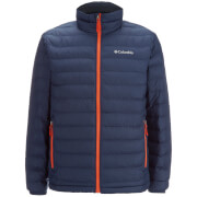 Columbia Men's Powder Lite Jacket - Collegiate Navy