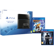 Sony PlayStation 4 1TB Console - Includes Uncharted 4: A Thief's End + Ratchet & Clank