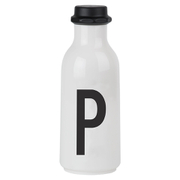 Design Letters Water Bottle - P