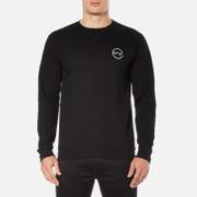 Edwin Men's Classic Crew Logo 2 Sweatshirt - Black