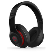 Beats by Dr. Dre: Studio 2.0 Noise Cancelling Headphones with RemoteTalk - Black (Manufacturer Refurbished)