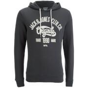 Jack & Jones Men's Originals Oskar Hoody - Asphalt