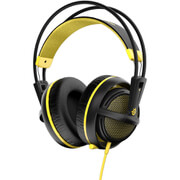 SteelSeries Siberia 200 Headset - Proton Yellow (PC)