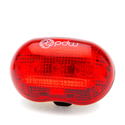 PDW The Red Planet Rear Light - 5 Red LEDs
