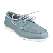 Rockport Men's Summer Sea 2-Eye Boat Shoes - Light Blue