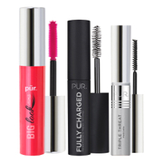 PUR Bestsellers Mini Mascara Trifecta (Big Look, Fully Charged, Triple Threat)