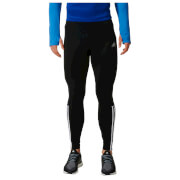 adidas Men's Response Climawarm Running Tights - Black