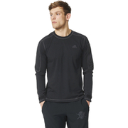 adidas Men's Workout Training Sweatshirt - Black