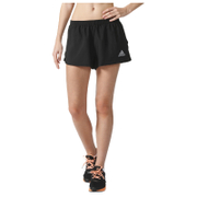 adidas Men's Sequencials Climacool Running Split Shorts - Black