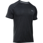 Under Armour Men's Tech Short Sleeve T-Shirt - Black/Steel