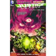 Justice League: The Grid - Volume 4 Graphic Novel