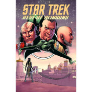 Star Trek: Best of Klingons Graphic Novel