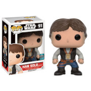 Star Wars Han Solo (Ceremony) Funko Pop! Figur