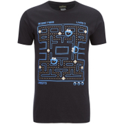 Cookie Monster Men's Gaming Cookie Monster T-Shirt - Black