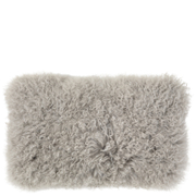 Broste Copenhagen Tibetan Sheepskin Cushion - Monument