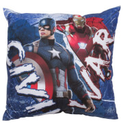 Captain America: Civil War Reversible Square Cushion - 40 x 40cm