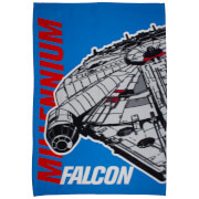 Star Wars: The Force Awakens - Episode VII Polar Fleece Blanket - 120 x 150cm