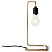 Menu Reade Table Lamp - Brass
