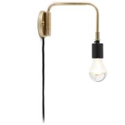 Menu Staple Wall Lamp - Brass