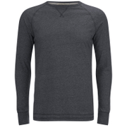 Tokyo Laundry Men's Port Hayward Long Sleeve Top - Dark Navy