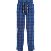 Tokyo Laundry Men's Cliffords Flannel Lounge Pants - Navy Check