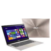 ASUS UX303UA-R4028T 13.3 Inch Windows 10 ZenBook - Smoky Brown (i7-6500U/256GB SSD/12GB/3 Cell/HD 520)