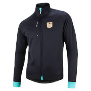 Bianchi Chiese Jacket - Black/Green