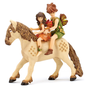 Papo Enchanted World: Elves Children and Pony