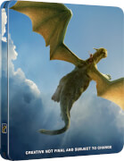 Elliot, der Drache - Zavvi exklusives (UK Edition) Limited Edition Steelbook
