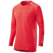 Skins Plus Men's Terra Long Sleeve Top - Lava