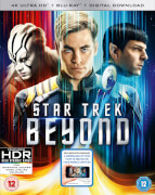 Star Trek Beyond - 4K Ultra HD (Includes UltraViolet Copy)