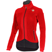 Castelli Women's Elemento 2 7X(Air)Jacket - Red