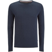Produkt Men's Nose Crew Neck Jumper - Dress Blue