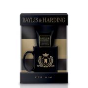 Baylis & Harding Black Pepper and Ginseng Mug Set